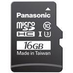 Panasonic microSDHCカード 16GB RP-SMGB16GJK