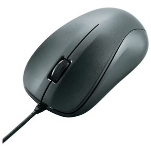 エレコム 光学式マウスM-K6URBK/RS 5個 h01