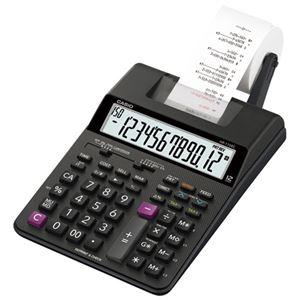 カシオ計算機 プリンター電卓HR-170RC-BK