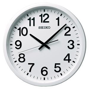 セイコークロックセイコー衛星電波掛時計GP202W