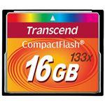 トランセンド コンパクトフラッシュ 16GB TS16GCF133