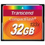 トランセンド コンパクトフラッシュ 32GB TS32GCF133
