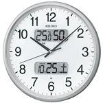 セイコークロック セイコー 電波掛時計 KX383S