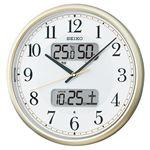 セイコークロック セイコー 電波掛時計 KX384S