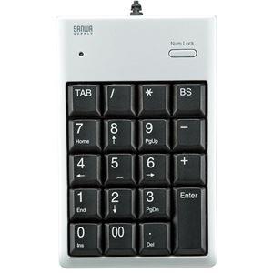サンワサプライ USB2.0テンキーNT16UH2PKN h01