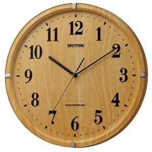 リズム時計 リズム時計 ライブリーアリス 8MY501SR07