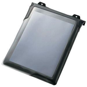 エレコム タブレット用防水・防塵ケースTB-04WPSBK h01