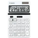 キヤノン電卓 KS-1220TU-WH