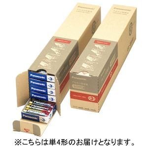 Panasonic アルカリ乾電池 単4 100本入 LR03XJN/100S