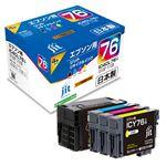 ジット リサイクルインクJIT-AE764P 4色