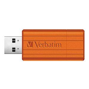 三菱化学 USBメモリ 32GB オレンジ USBP32GVD1 h01