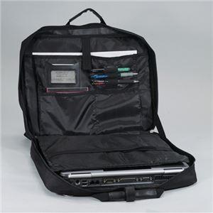 ソフトビジネスバッグ(PC対応) 160-03B h02