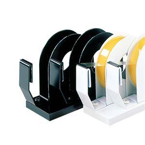 LIONテープカッター ブラック 379-12B