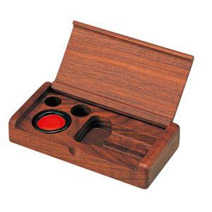 木製印鑑ケース 291-02B