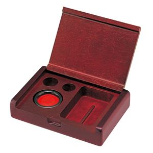 木製印鑑ケース 291-01B