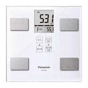 Panasonic体組成バランス計 白 185-08B