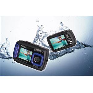 【訳あり・在庫処分】防水デジタルカメラ 018-01B