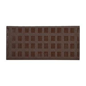 チエッカーエンボス 束入チョコ 144-07B h01