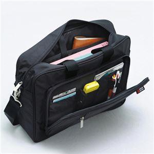 ビジネスバッグ(PC対応) 160-06B h03