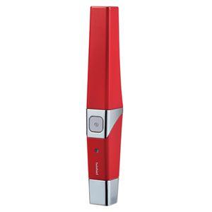 音波振動式USB充電歯ブラシレッド 205-15B