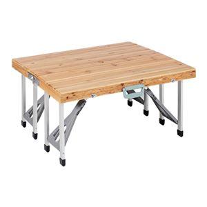 杉製ピクニックテーブル 216-08B