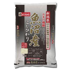 魚沼こしひかり「米の横綱」5kg 607-03B
