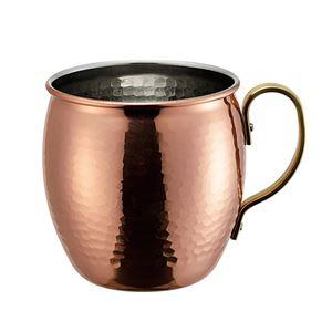 銅製マグカップ500ml 074-06B