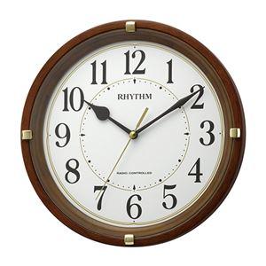 電波掛時計BN 089-04B - 拡大画像