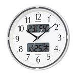 電波掛け時計WH 089-07B
