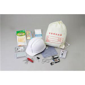 防災用ヘルメットセット 237-06B