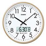 カシオ大型電波掛け時計 341-09B