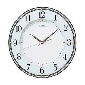 SEIKO電波掛時計 344-01B