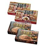 広島「満麺亭」セット8食 587-06A の画像