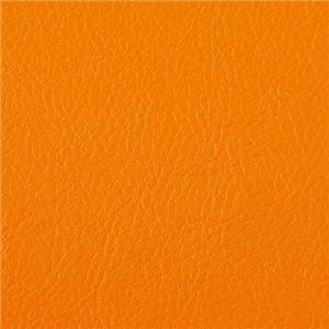 ジョインテックス 会議イス FRS-10L OR マンダリンオレンジ