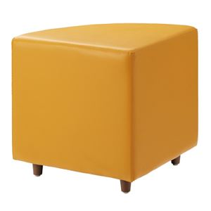 ハピラ ブロックソファコーナー オレンジ HPF0402-J06OR