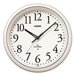 カシオ電波掛時計 ホワイト IQ-1050NJ-7JF