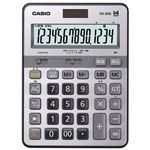 (まとめ)カシオ計算機 本格実務電卓 DS-3DB 14桁【×5セット】