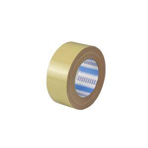 (まとめ)セキスイ 布テープ No.600 50mm×25m 黄土 30巻【×5セット】