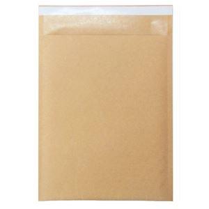 (まとめ)今村紙工 クッション封筒 茶 DVD/CD用10枚KFT-10【×50セット】