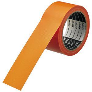 (まとめ)古藤工業 養生テープNo.822 50mm×25m オレンジ 30巻【×5セット】