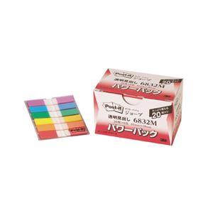 (まとめ)スリーエム ジャパン Post-itジョーブパワーパック 6832M【×5セット】