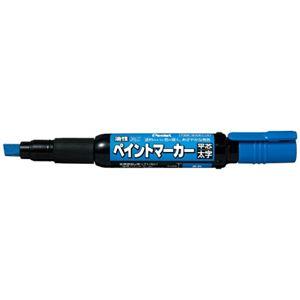 (まとめ)ぺんてるペイントマーカー太字MWP30-C青【×100セット】