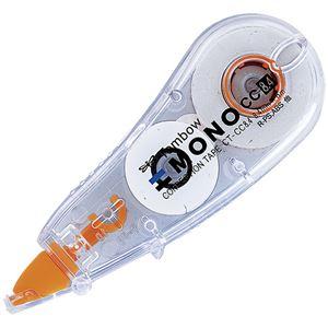 (まとめ)トンボ鉛筆 修正テープ モノCC 8.4mm CT-CC8.4 10個【×30セット】
