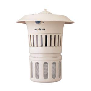 スイデン 吸引式捕虫器 防雨型 NMT-15B1LG