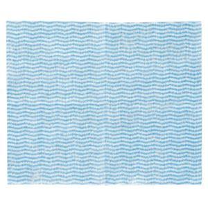 (まとめ)東京メディカル カウンタークロス ハンキー ブルー 100枚【×5セット】