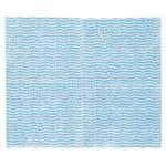 (まとめ)東京メディカル カウンタークロス ハンキー ブルー 100枚【×30セット】