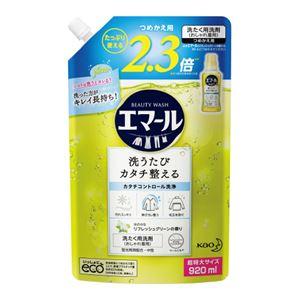 (まとめ)花王エマールリフレッシュグリーン詰替920mL【×5セット】