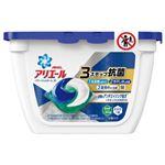 (まとめ)P&G アリエールパワージェルボール3D本体18個入【×5セット】