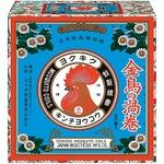 (まとめ)大日本除蟲菊 蚊取り線香 金鳥の渦巻 50巻【×30セット】
