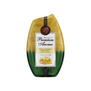 (まとめ)エステー お部屋の消臭力Premium Aroma オレンジ【×50セット】
